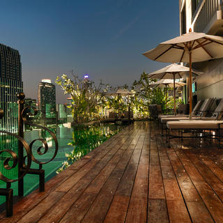 Relive the elegance of Siam's finest hours at Hotel Muse Bangkok Langsuan - MGallery by Sofitel
