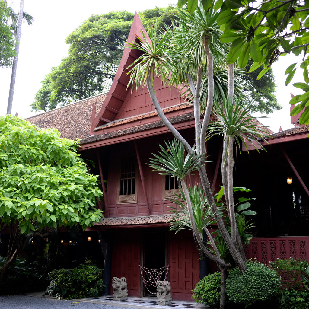 Relive Bangkok's great past in the home of Jim Thompson