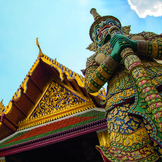 Relive the glory days of the Thai kings at the Royal Palace