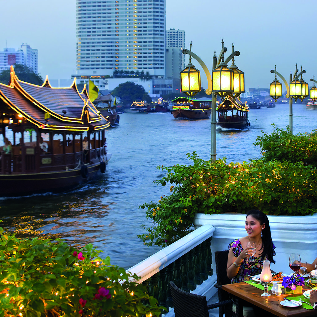 Mandarin Oriental: in the footsteps of Graham Greene and Elizabeth Taylor