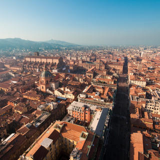 Delight your five senses in Bologna