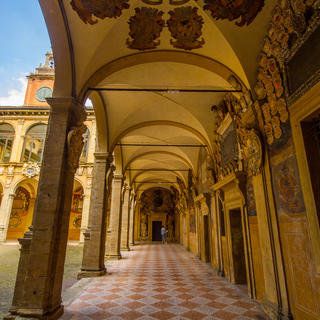 Cultural heritage of Bologna University