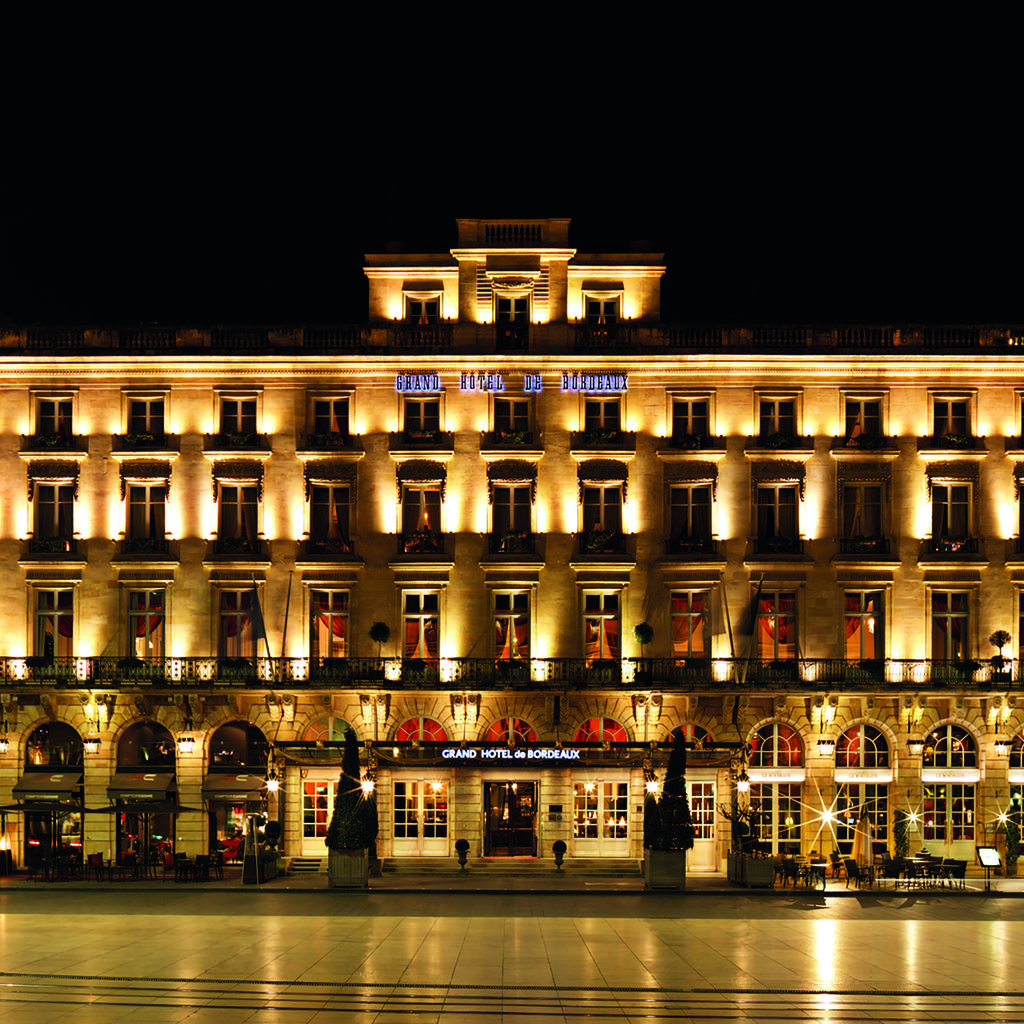 Grand Hotel de Bordeaux & Spa: excellence in service