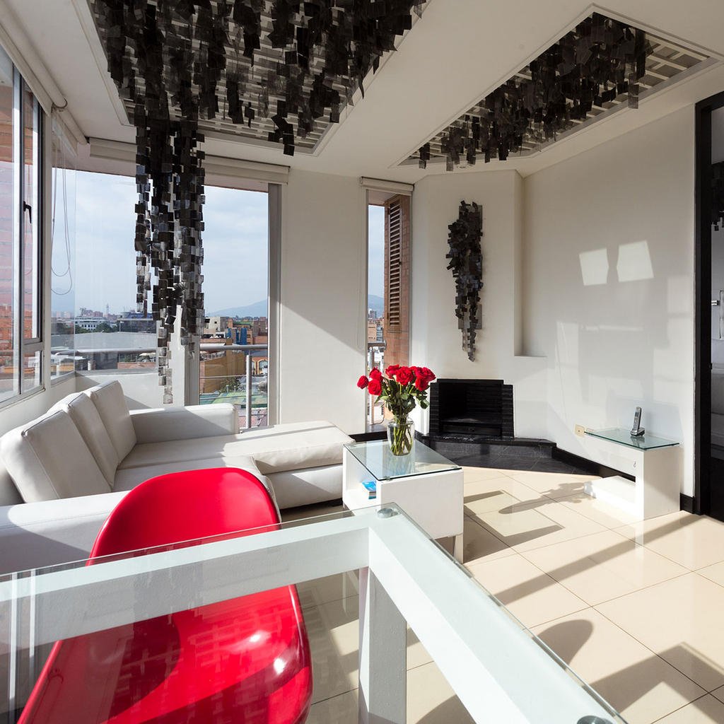 104 Art Suites Bogota: for an extended stay