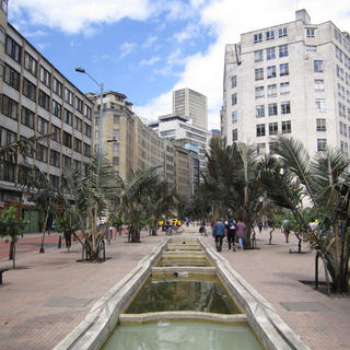 Avenida Jiménez: the green gem