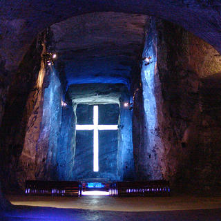 Salt Cathedral of Zipaquirà: a wonder of the world