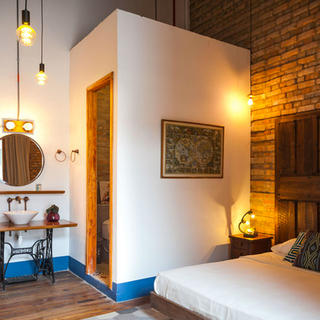 Selina, chic and trendy hostel in La Candelaria