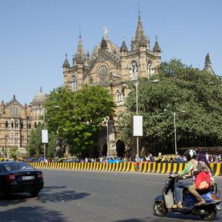 Chhatrapati Shivaji Terminus: on track with Indian Gothic