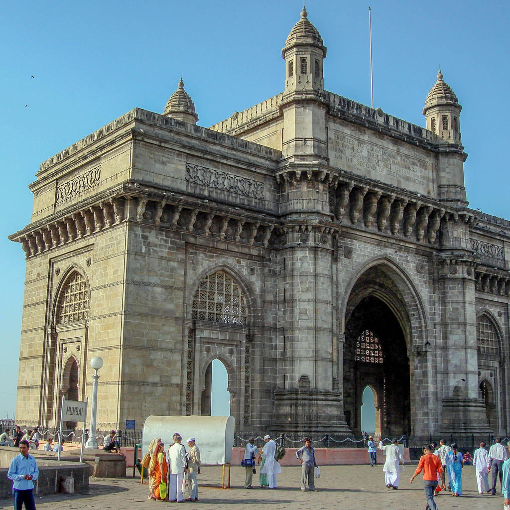 The Gateway of India: a symbol of independence