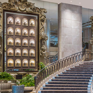 The taste of luxury at the St. Regis Mumbai