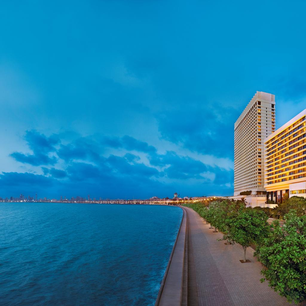 The Oberoi: the jewel of the bay