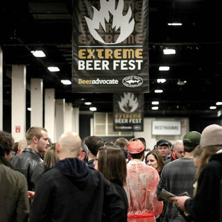 15e édition de l'Extreme Beer Fest à Boston