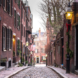 Beacon Hill, le charme de l'ancien Boston