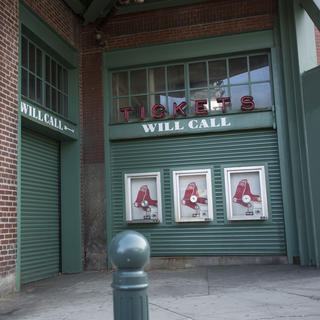 Fenway Park, stade de base-ball mythique