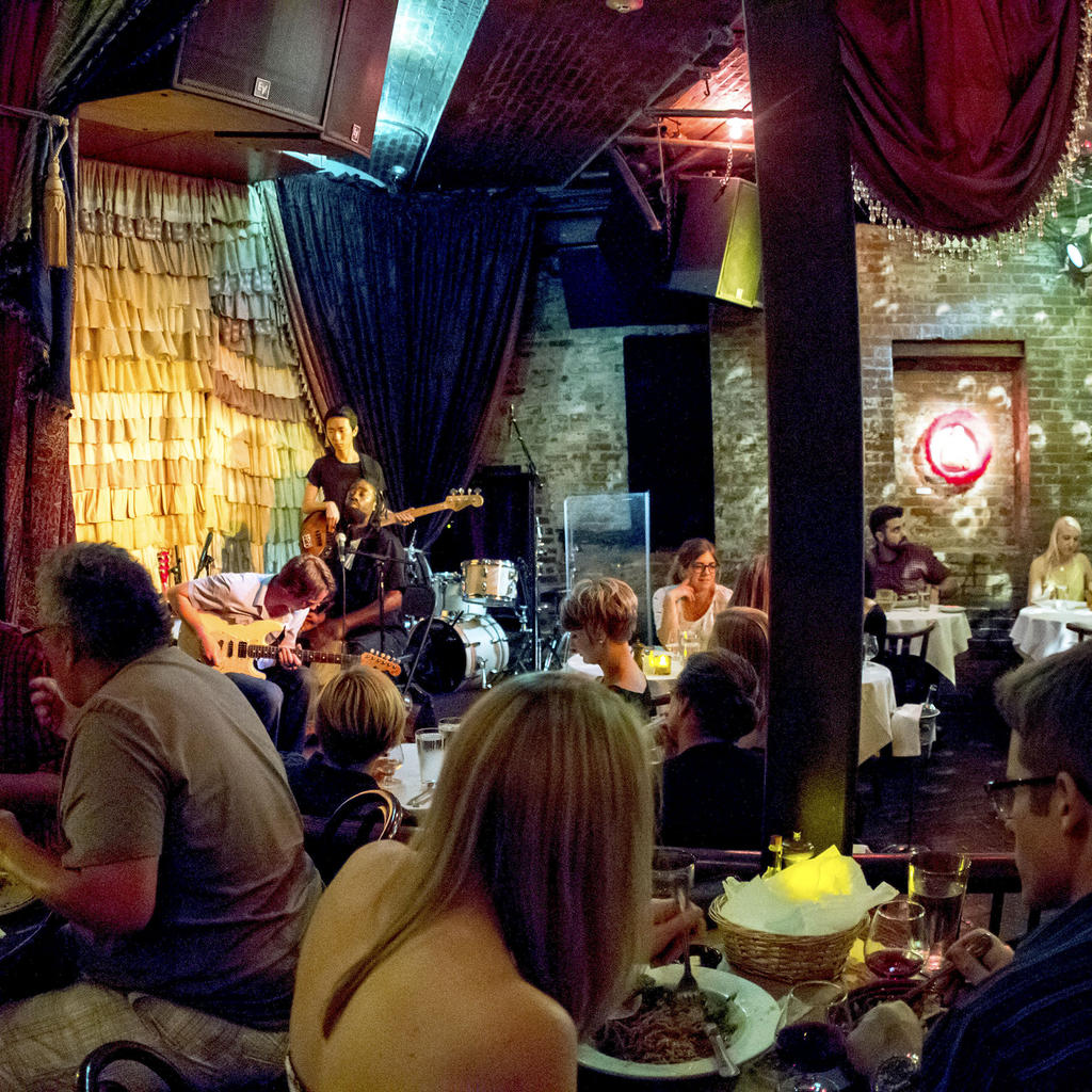 The Beehive: Boston's jazz central