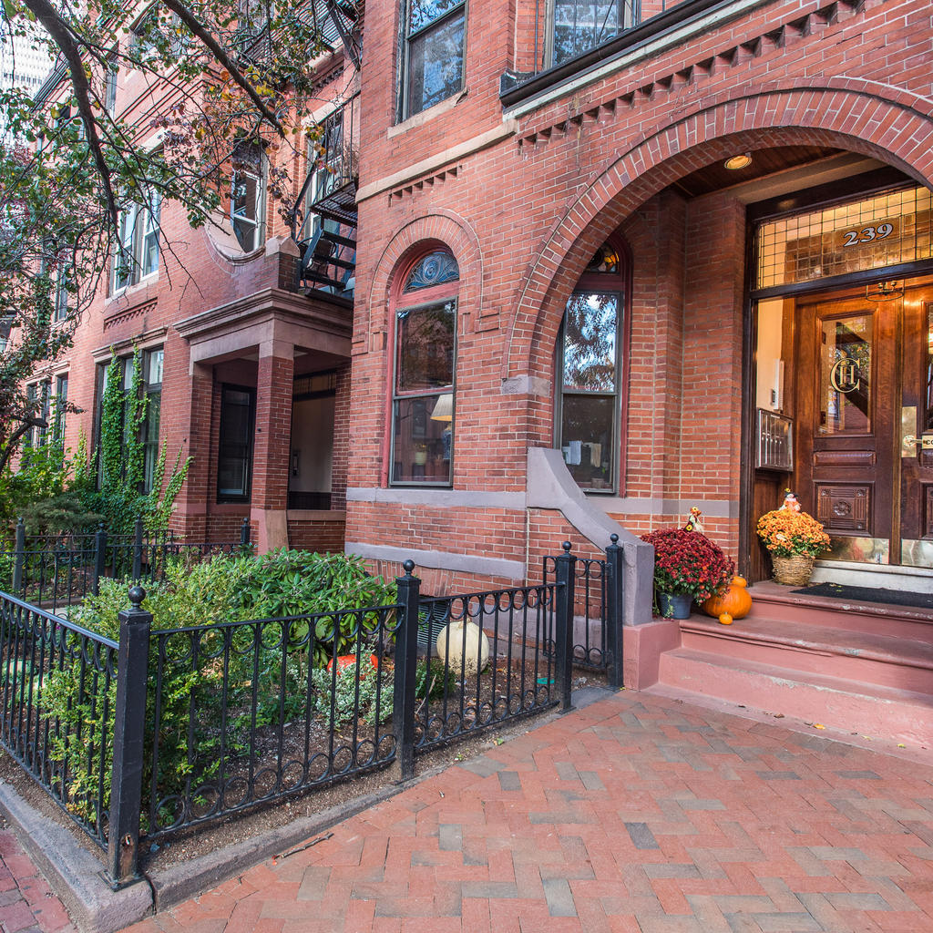 The Copley House: a relaxing spot in Back Bay
