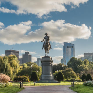 Three days in Boston in the steps of the founding fathers