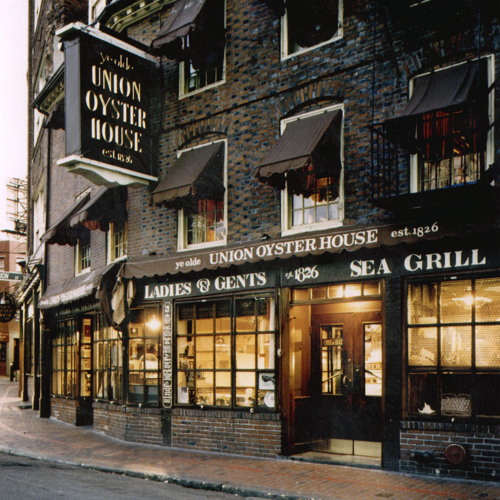 Union Oyster House: a legend