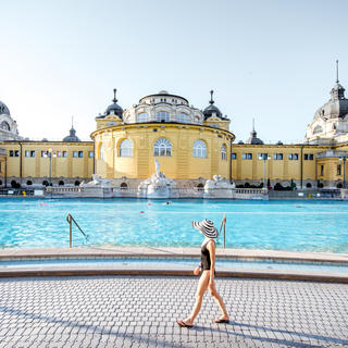 Five thermal baths for five different tastes in Budapest