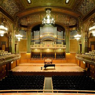 Franz Liszt Academy of Music, soaring music