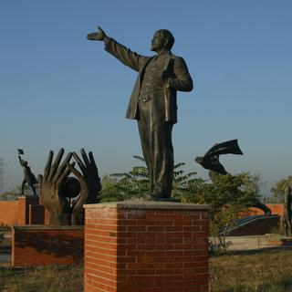 Memento Park: the Statue Park of the Soviet period