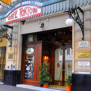 Café Tortoni, a must-go-to