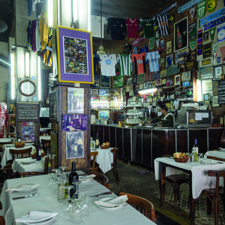 El Obrero, a centre for gastronomic culture