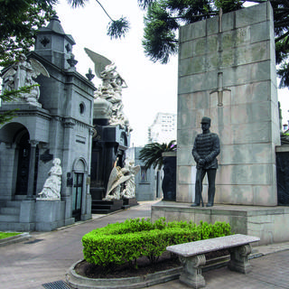 Cementerio de la Recoleta: mausoleums tell the country's history