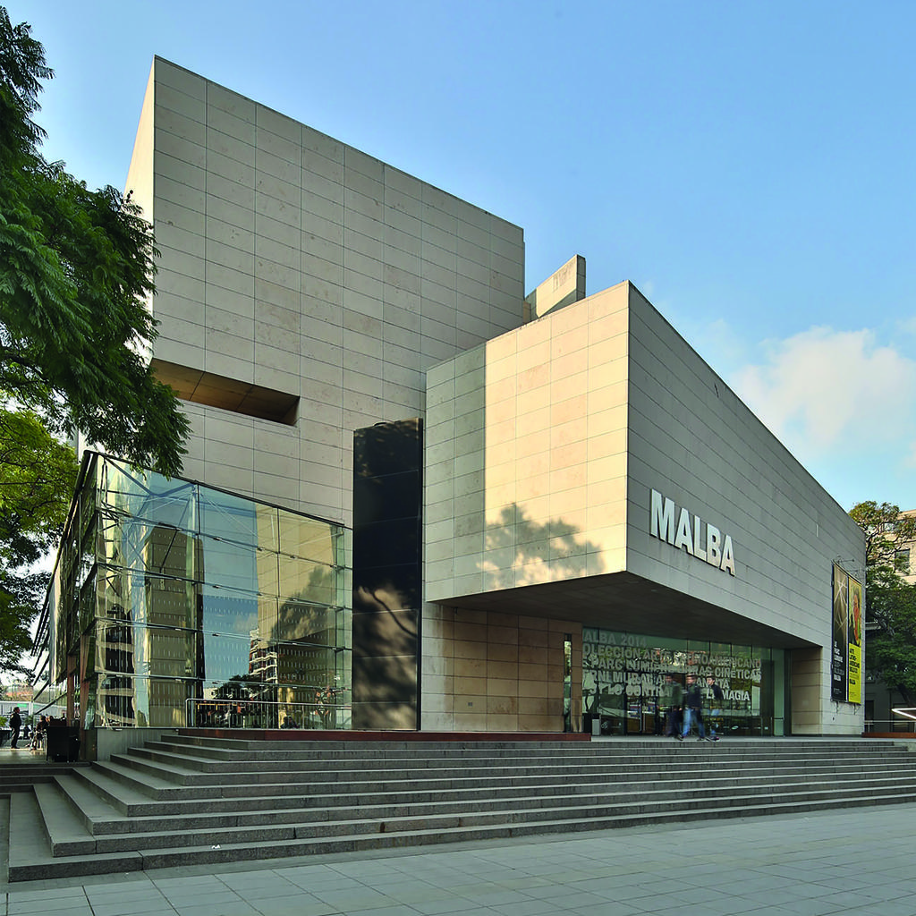 The Museum of Latin American Art (MALBA), an architectural gem