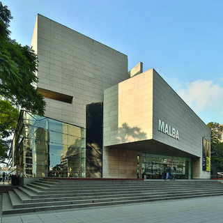 The MALBA, an architectural gem