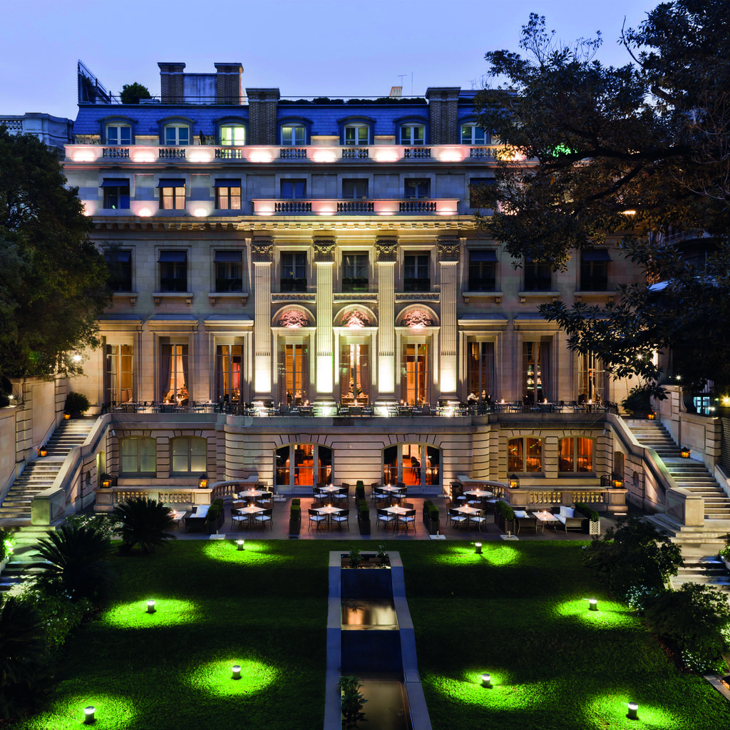 Palacio Duhau Park Hyatt, an alliance of the 30s and contemporary style