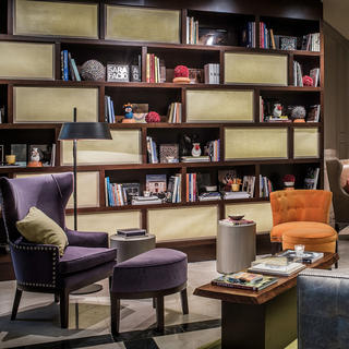 Brick Hotel Buenos Aires - MGallery by Sofitel: the warm colours of Argentina