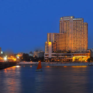 Semiramis InterContinental, a haven of rest by the Nile