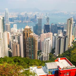 Hong Kong: the Chinese Eldorado