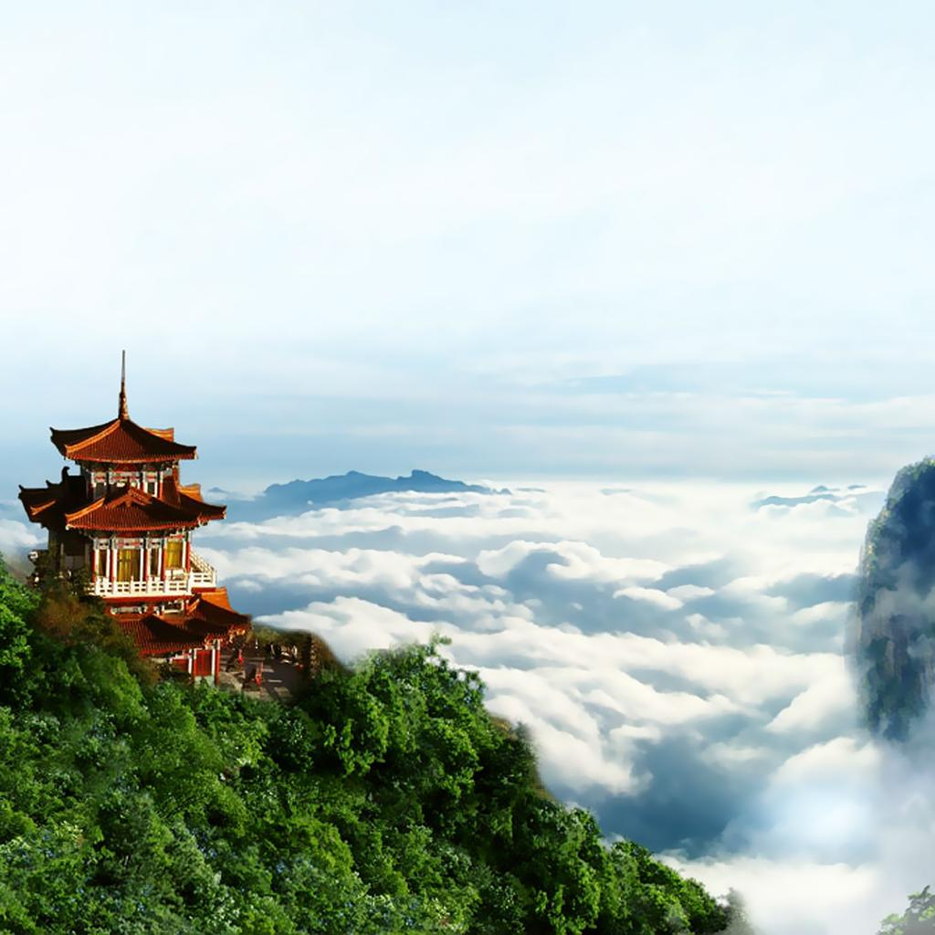 Baiyun Mountain: the most beautiful mountain in China