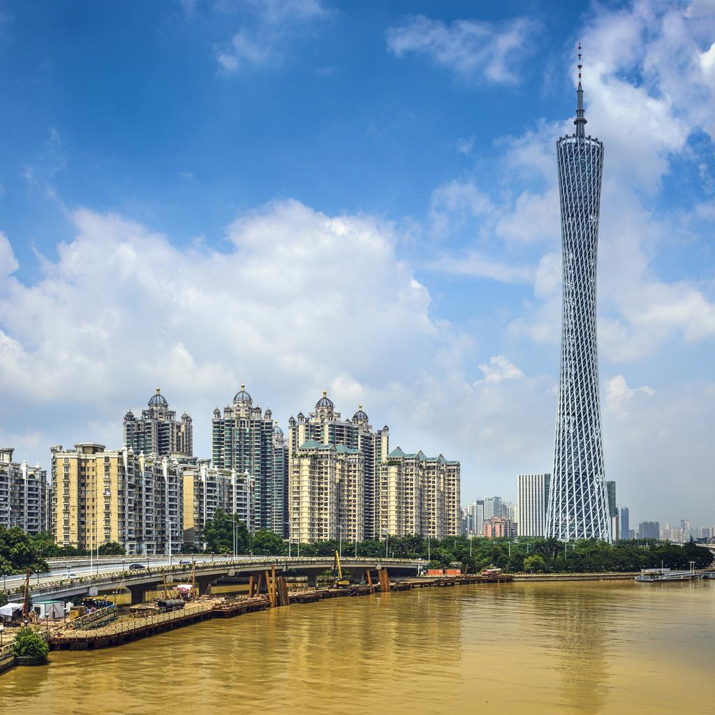 Canton Tower: a feminist revolution