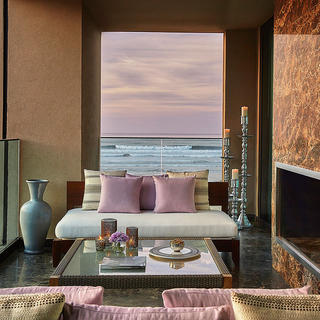 The Four Seasons: a luxurious oasis on the sea