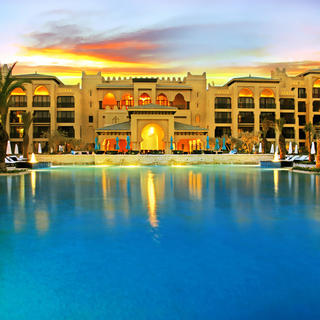 Mazagan: a waterfront palace