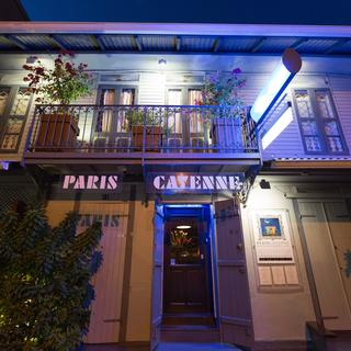 Paris Cayenne: un restaurante imprescindible