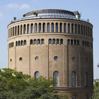 A night in a water tower: the Hotel Im Wasserturm