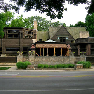 Frank Lloyd Wright and the
