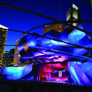 Millennium Park, an open-air art gallery