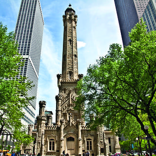 Old Chicago Water Tower District au coeur de l'histoire architecturale