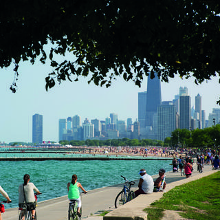 Sea, sun and fun: the beaches of Lake Michigan