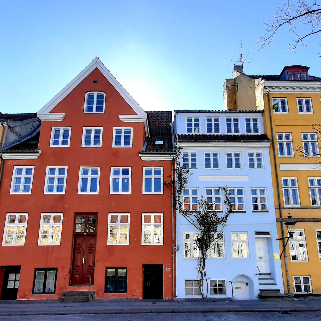 Christianshavn: a quiet, affluent neighbourhood, rich in architectural discoveries