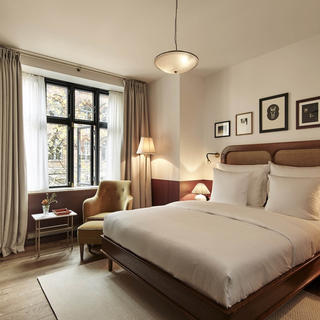 Hotel Sanders, five-star Danish stay