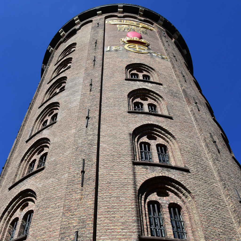 Rundetårn: Copenhagen's Tower of Babel