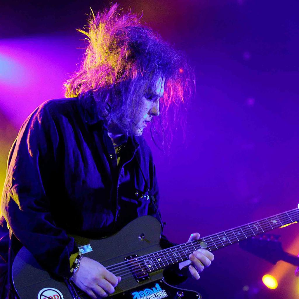 The Cure in Copenhagen