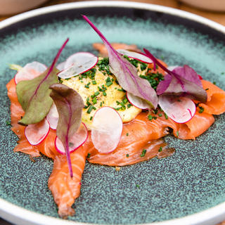 Un brunch danois chez Mad & Kaffe
