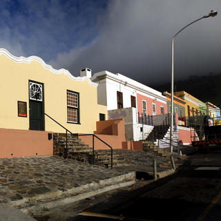 Bo-Kaap, a rainbow of facades to bring up the past